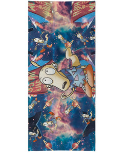 Rocko's Rockverse Beach Towel - TShirtsRUS.co