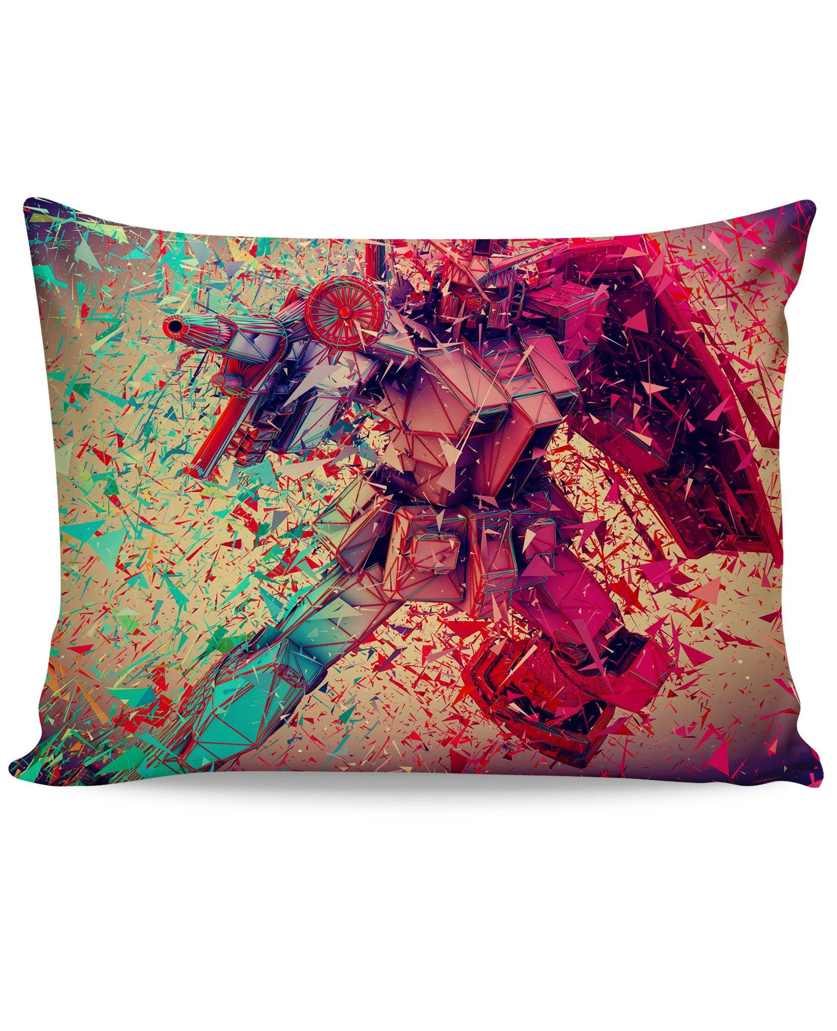 3D Transformers Pillow Case - TShirtsRUS.co