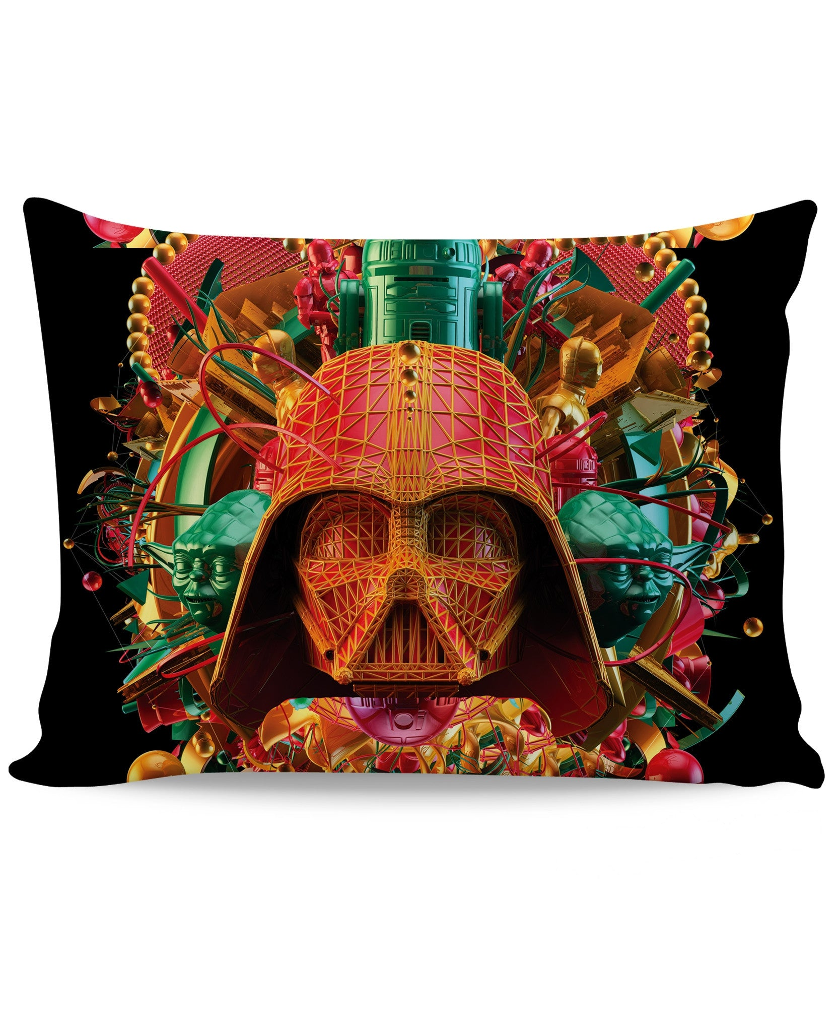Digital Empire Pillow Case - TShirtsRUS.co