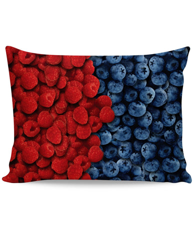 Berries Bed Pillow Case - TShirtsRUS.co