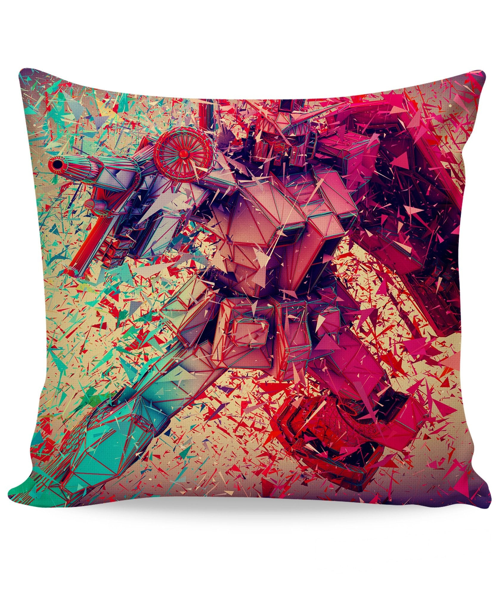 3D Transformers Couch Pillow - TShirtsRUS.co