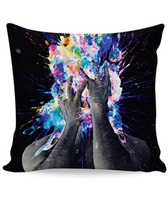 Artistic Bomb Couch Pillow - TShirtsRUS.co