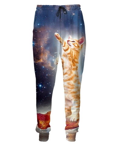 Bacon Cat Sweatpants - TShirtsRUS.co