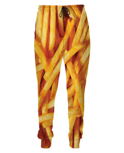 French Fries Sweatpants - TShirtsRUS.co