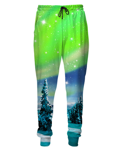 Arctic Nights Sweatpants - TShirtsRUS.co