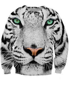 Tiger Frost Sweatshirt - TShirtsRUS.co