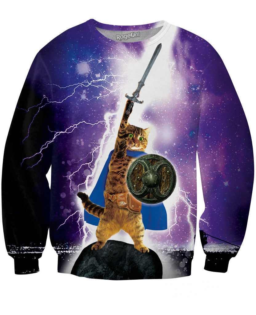 Epic Cat Sweatshirt - TShirtsRUS.co