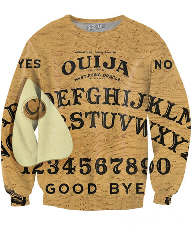 Ouija Board Sweatshirt - TShirtsRUS.co