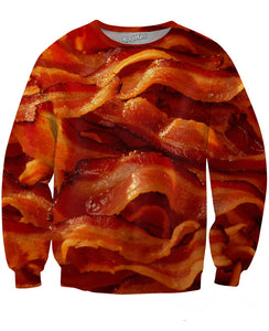 Bacon Sweatshirt - TShirtsRUS.co