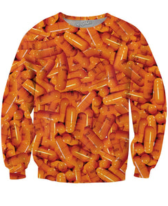 Adderall Crewneck Sweatshirt - TShirtsRUS.co