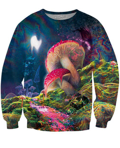 Bad Trip Crewneck Sweatshirt - TShirtsRUS.co