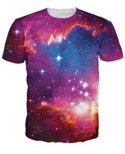 Cosmic Forces T-Shirt - TShirtsRUS.co