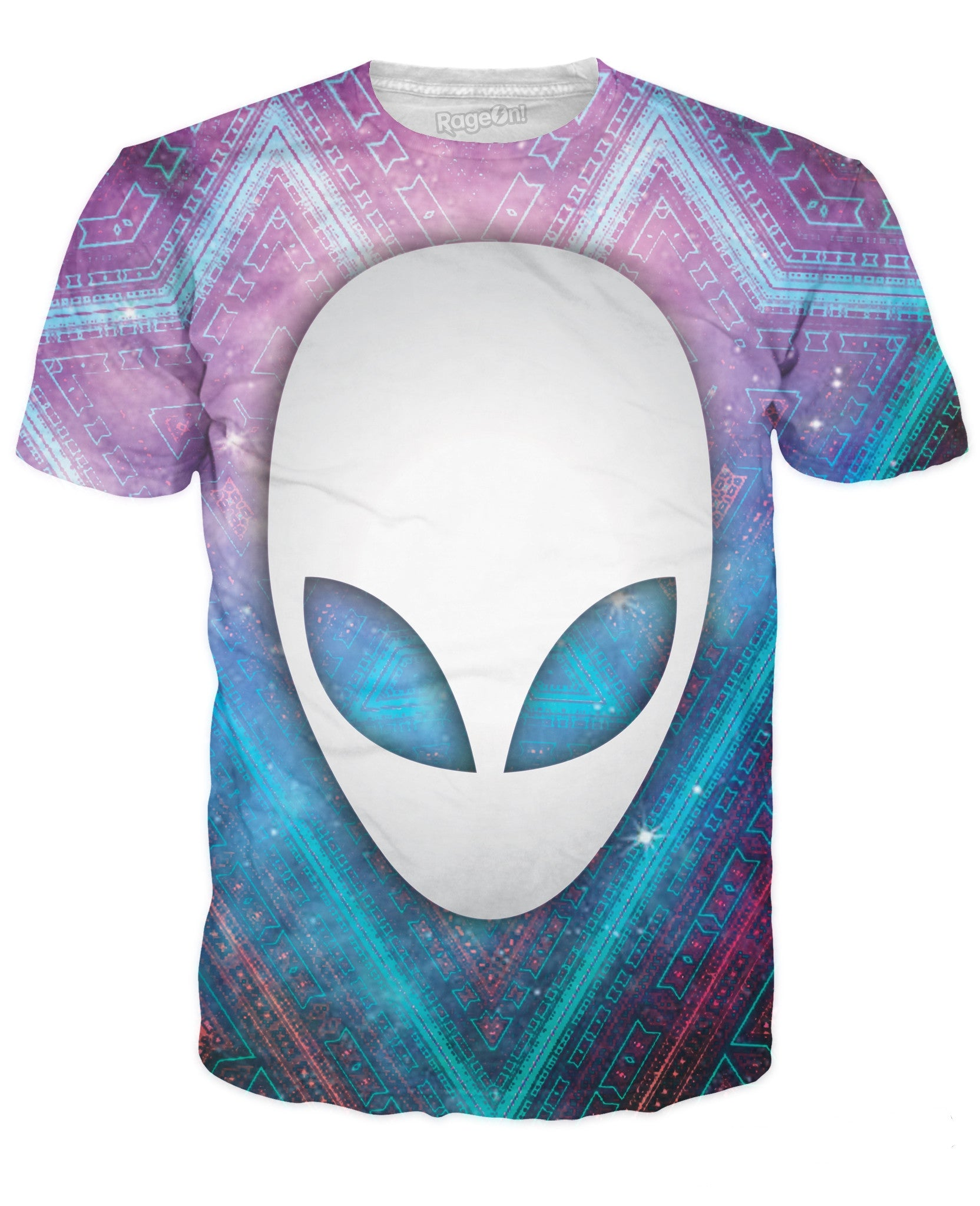 Alien Head T-Shirt - TShirtsRUS.co