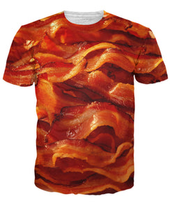 Bacon T-Shirt - TShirtsRUS.co
