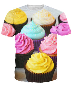 Cupcakes T-Shirt - TShirtsRUS.co