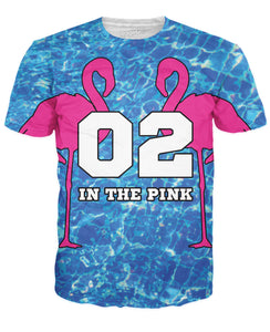 02 in the Pink T-Shirt - TShirtsRUS.co