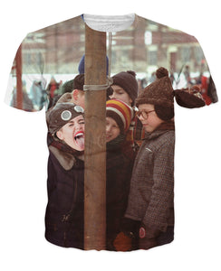 A Miley Christmas Story T-Shirt - TShirtsRUS.co