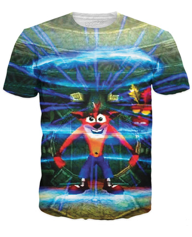 Crash Bandicoot 2 T-Shirt - TShirtsRUS.co