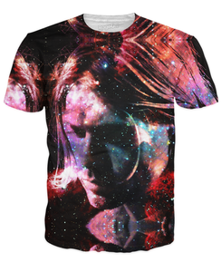 Cosmic Cobain T-Shirt - TShirtsRUS.co