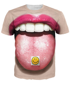 Acid Tab T-Shirt - TShirtsRUS.co
