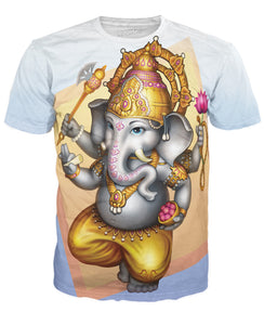 Ganesha T-Shirt - TShirtsRUS.co