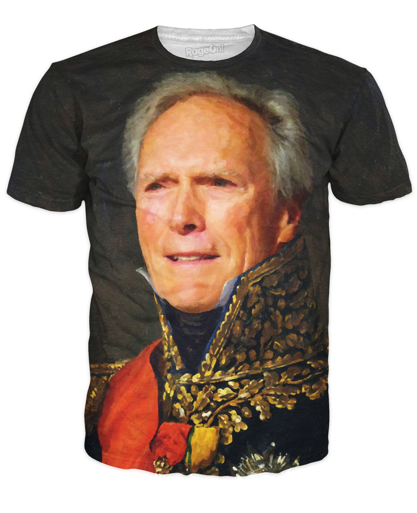 Clint Eastwood T-Shirt - TShirtsRUS.co