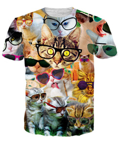 Cool Cats T-Shirt - TShirtsRUS.co