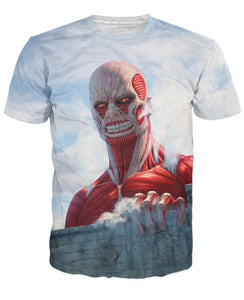 Colossal Titan T-Shirt - TShirtsRUS.co