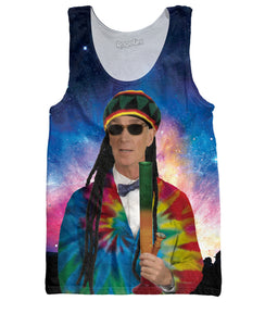 Bill Nye the Ganja Guy Tank Top - TShirtsRUS.co