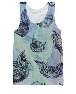 Bats Tank Top - TShirtsRUS.co