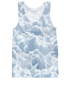 Clouds Tank Top - TShirtsRUS.co