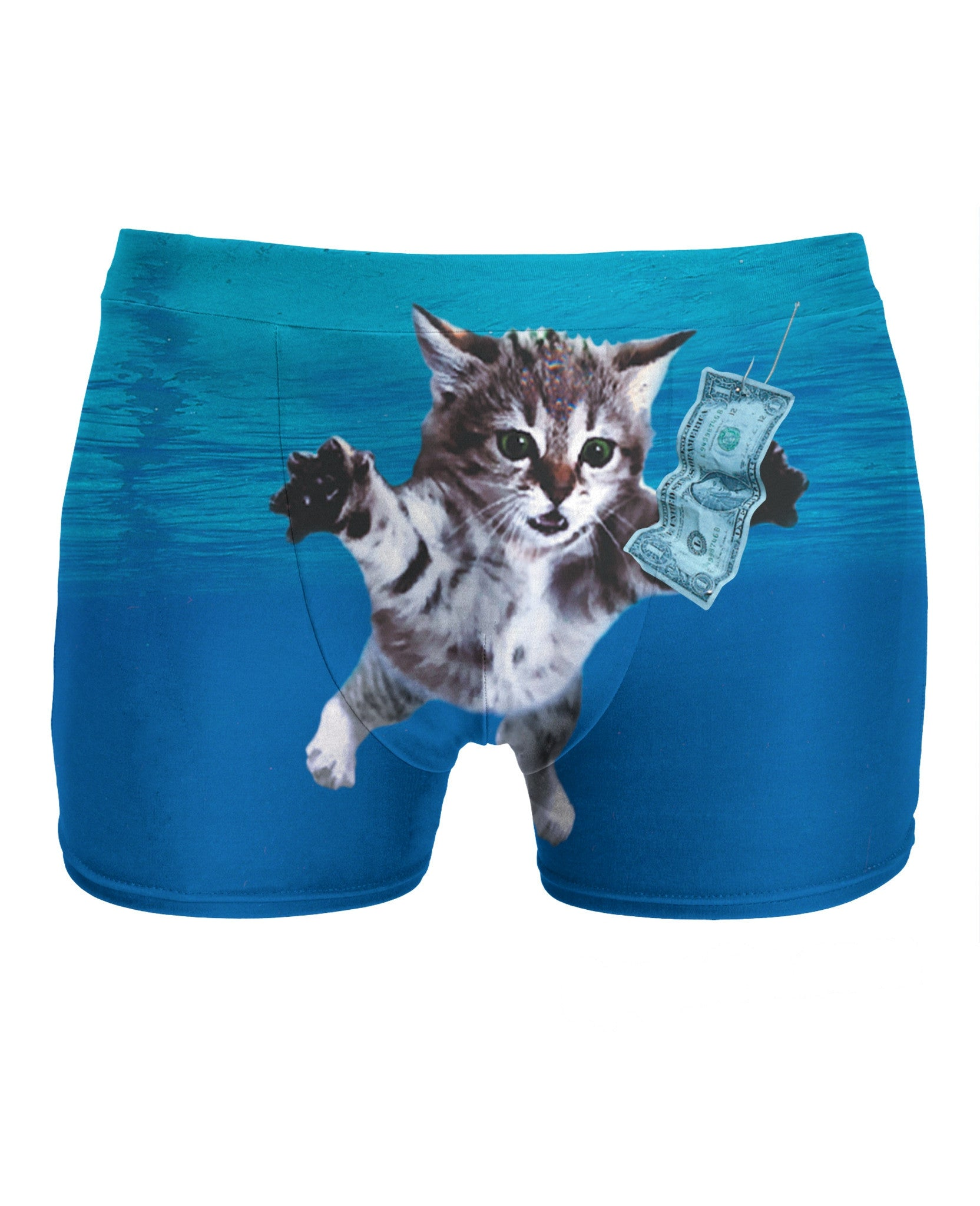 Cat Cobain Underwear - TShirtsRUS.co