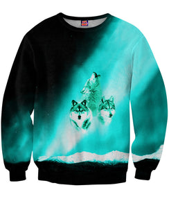 Arctic Wolves Sweatshirt - TShirtsRUS.co