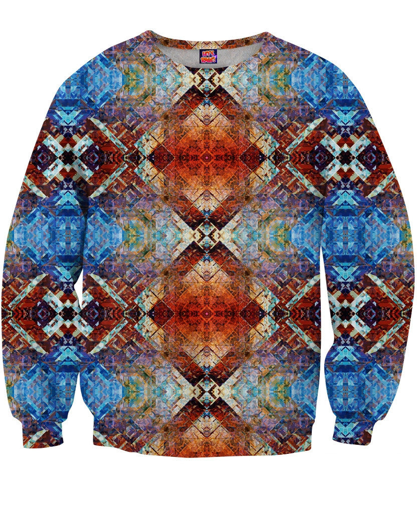 Aztec Temple Sweatshirt - TShirtsRUS.co