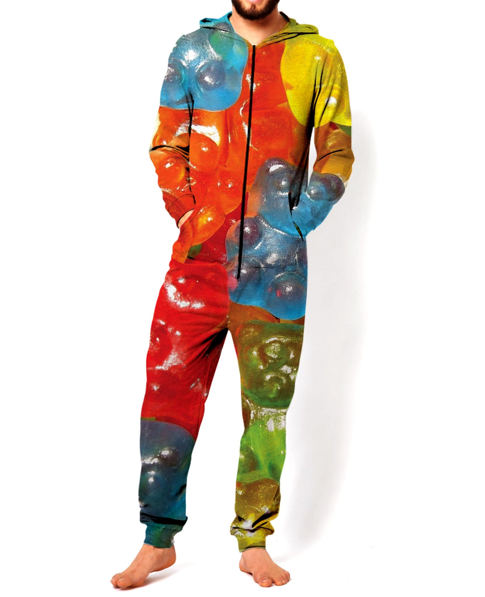 Gummy Bear Jumpsuit - TShirtsRUS.co