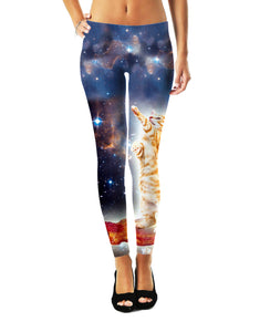 Bacon Cat Leggings - TShirtsRUS.co