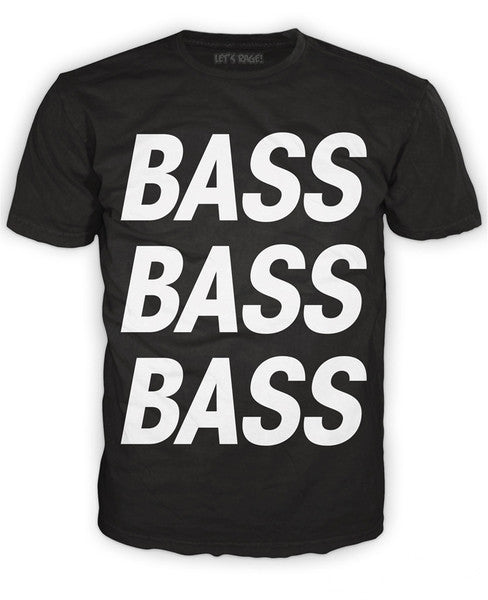 Bass Bass Bass T-shirt - TShirtsRUS.co
