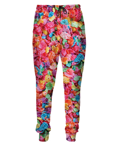 Fruity Pebbles Sweatpants - TShirtsRUS.co