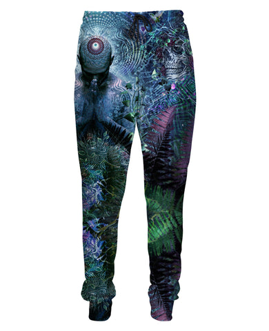 Gratitude for the Earth and Sky Sweatpants - TShirtsRUS.co