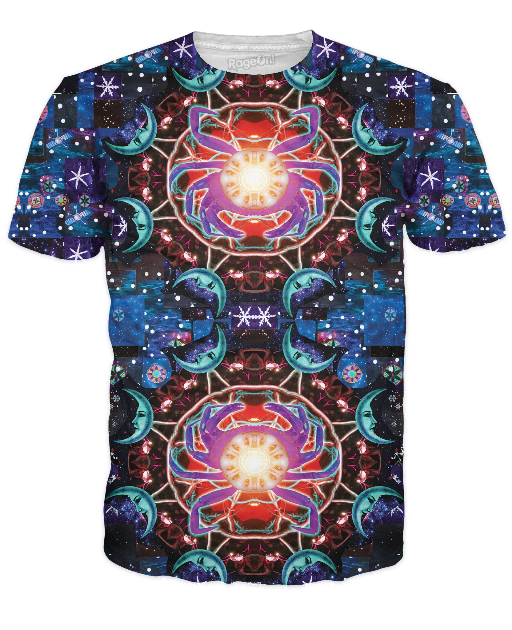 Crab Nebula Supernova T-Shirt - TShirtsRUS.co
