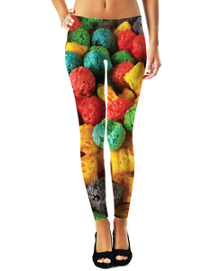 Cap'n Crunch Leggings - TShirtsRUS.co