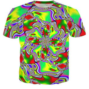 Cosmic Cyclone T Shirt - TShirtsRUS.co