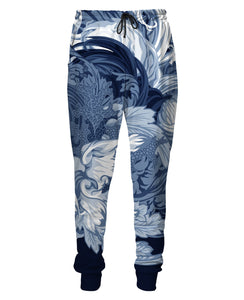 Abundantia Blue Sweatpants - TShirtsRUS.co