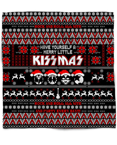 KISS KISSMAS Bandana