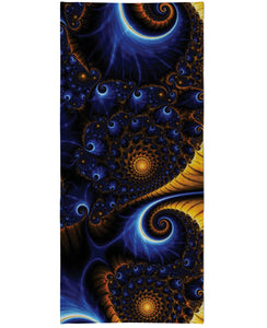 Swirlz Beach Towel - TShirtsRUS.co