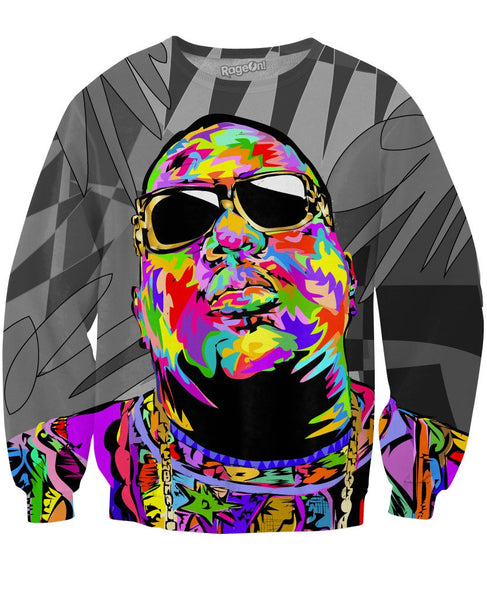 Biggie Shades Sweatshirt - TShirtsRUS.co