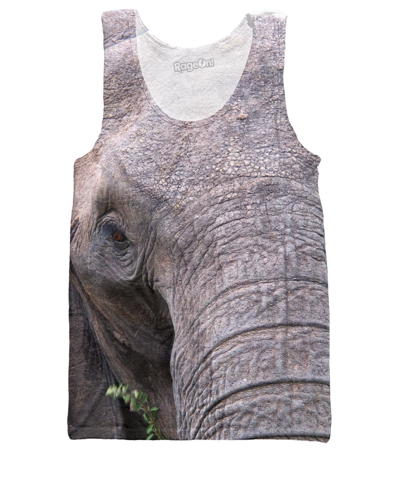 Elephant Tank Top - TShirtsRUS.co