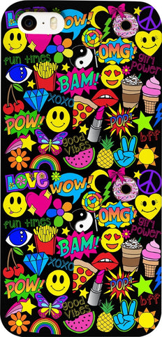 Fun Times Pop Art Phone Case