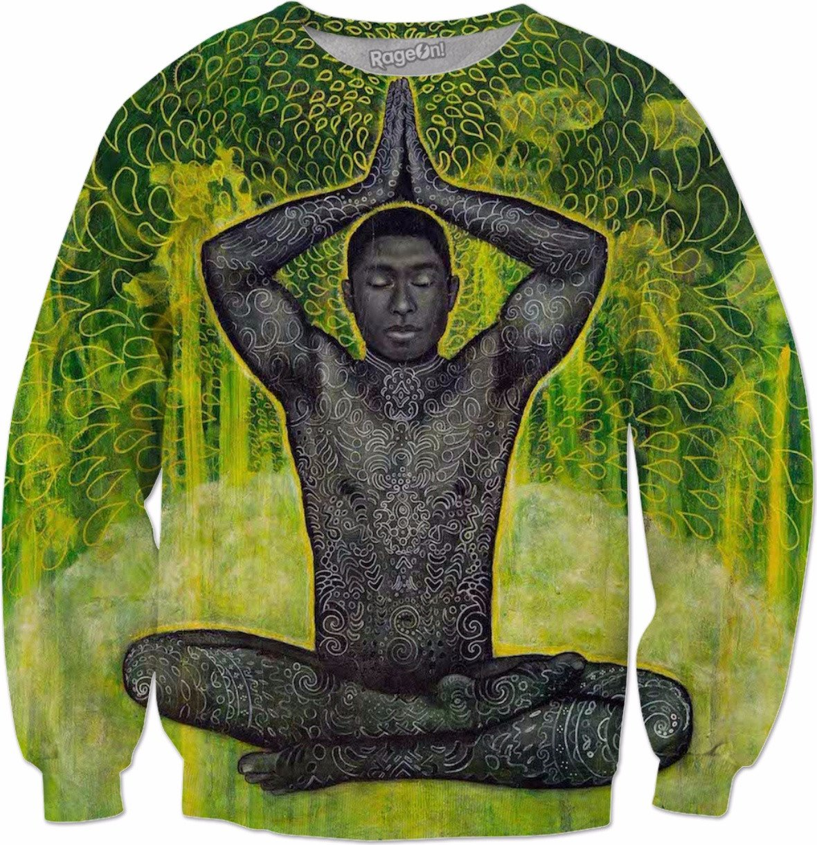 AGA Meditation Land - TShirtsRUS.co