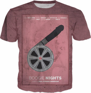 Boogie Nights Movie Poster - TShirtsRUS.co